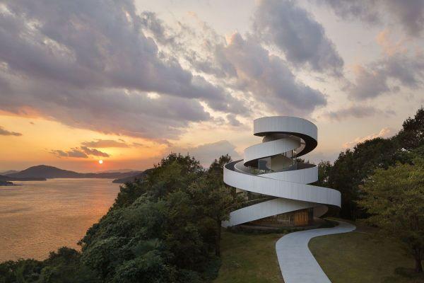 Ribbon Chapel  NAP Architects  Hiroshima (1)