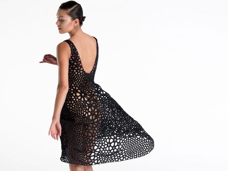 Nervous System The First 4d Print Dress Maverick Cult