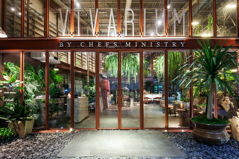 Hypothesis vivarium restaurant in bangkok maverick cult