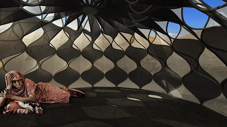 Abeer_Seikaly_Fabric_Shelters_Weave_Refugees_1