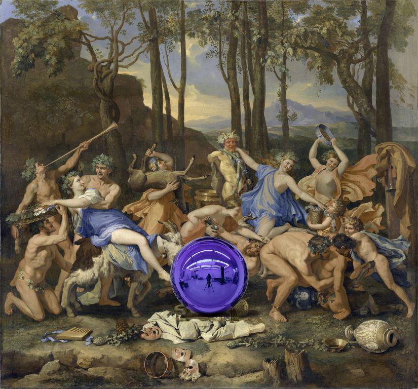 Jeff-Koons-Almine-Rech-Gallery-exhibition-2
