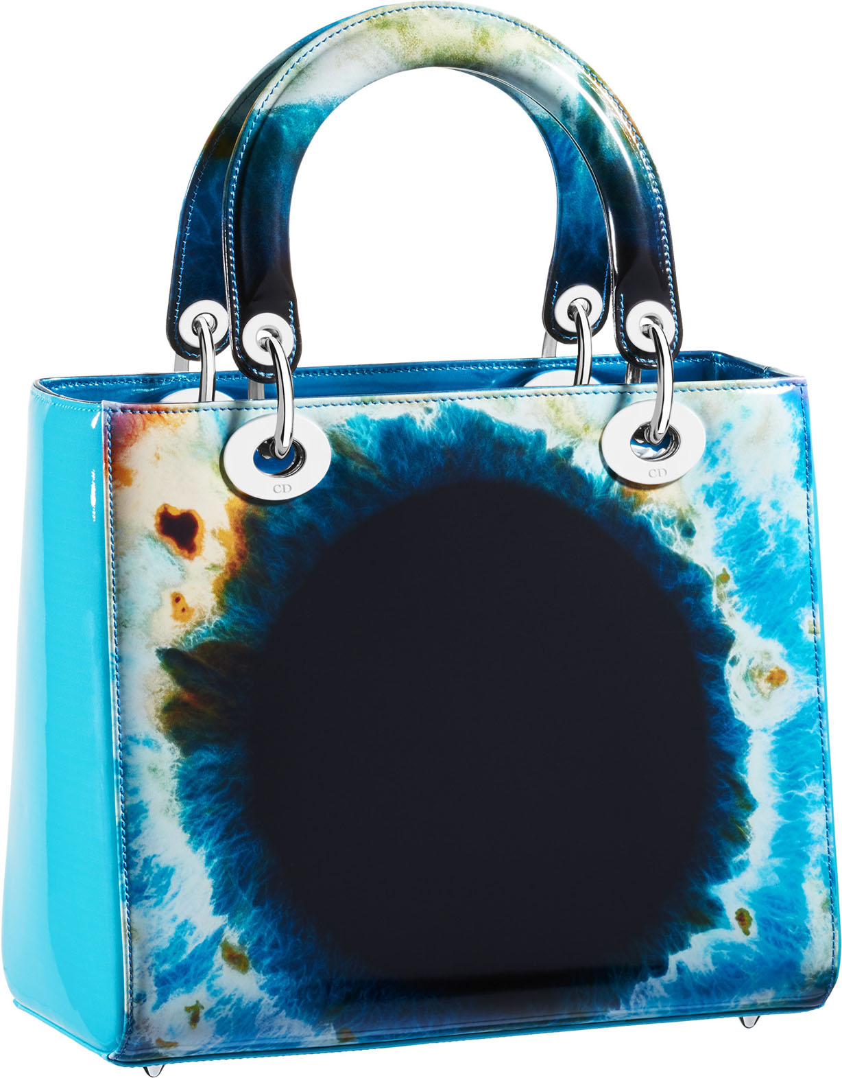 06bd38fa02e2 The notorious British contemporary artist Marc Quinn created a limited  edition of Lady Dior ...