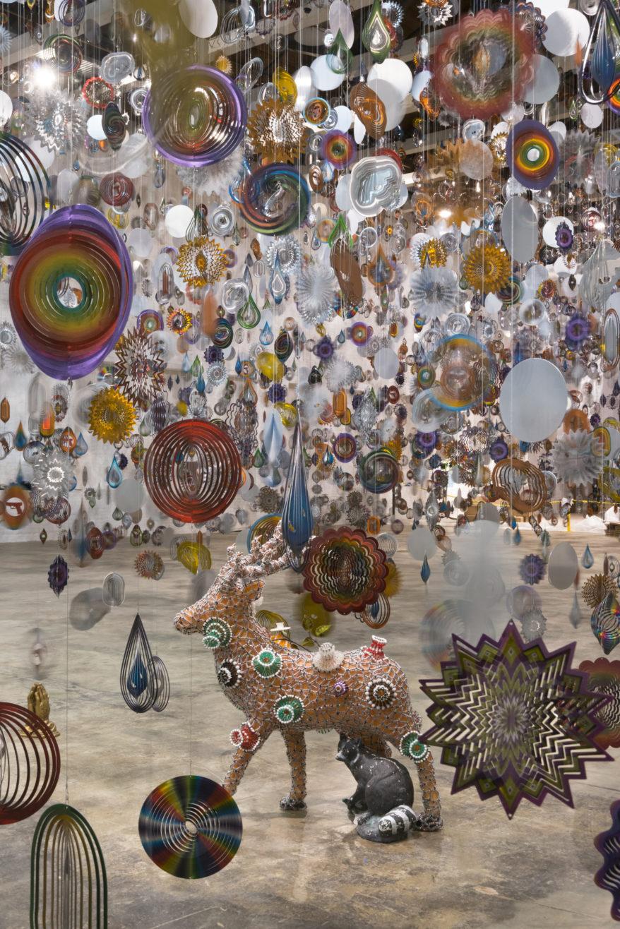 "Nick Cave ""Until"" Exhibition"